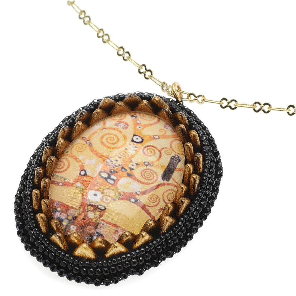 Retired - The Tree of Vienna Necklace