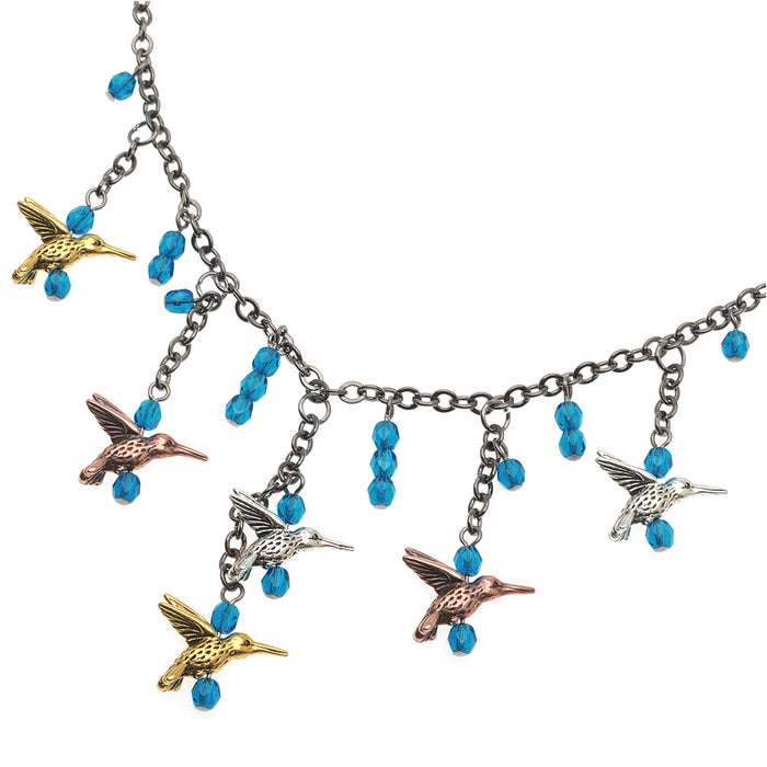 Retired - Hummingbird Song Necklace