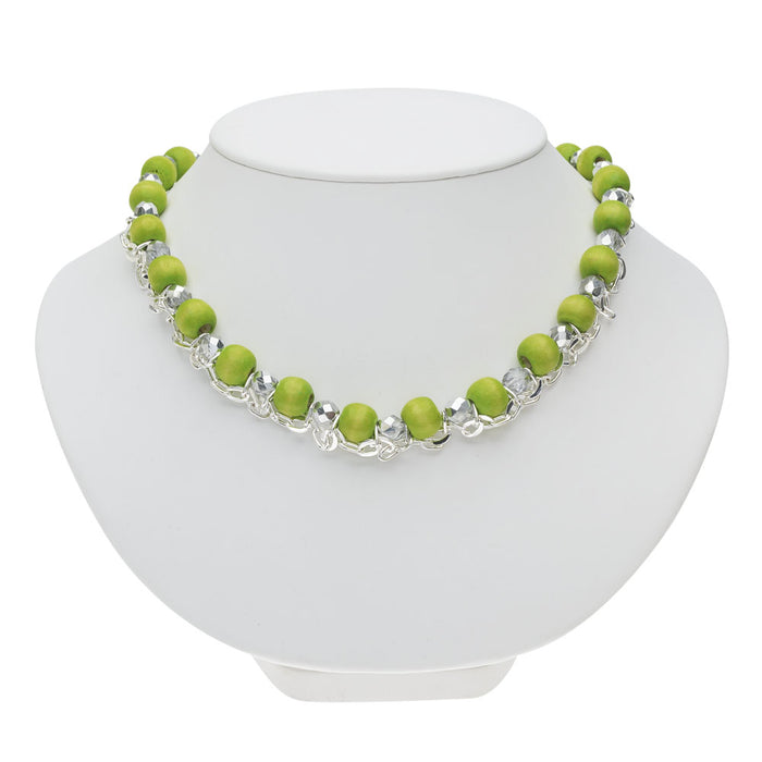 Retired - Limeade Spritz Necklace
