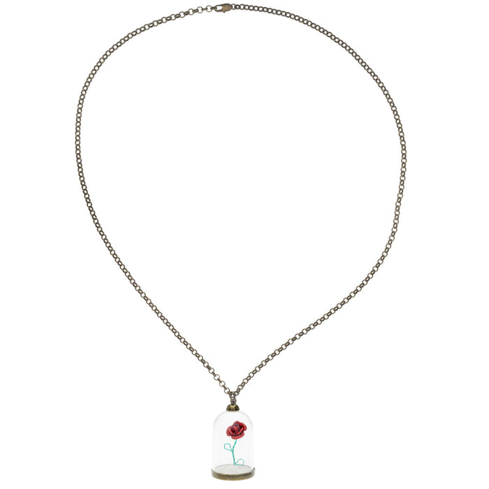 Retired - Forever Rose Necklace