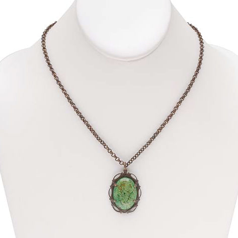 Retired -  Wearing of the Green Necklace