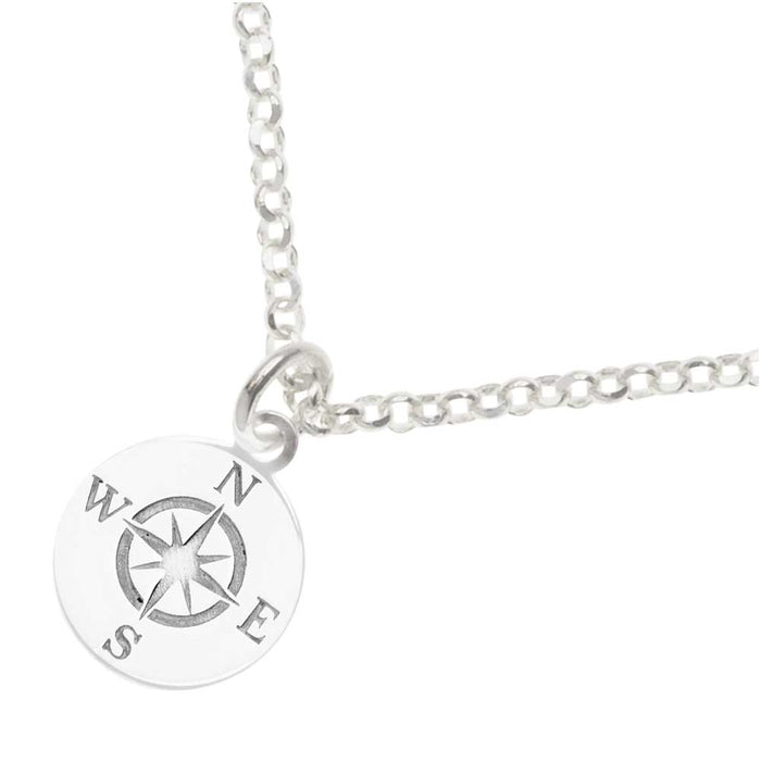 Dainty Direction Necklace