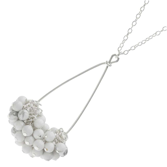 Harmonious Howlite Necklace