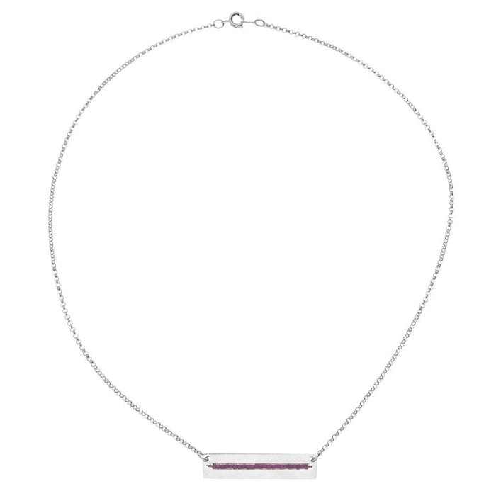 Plum Crazy Necklace