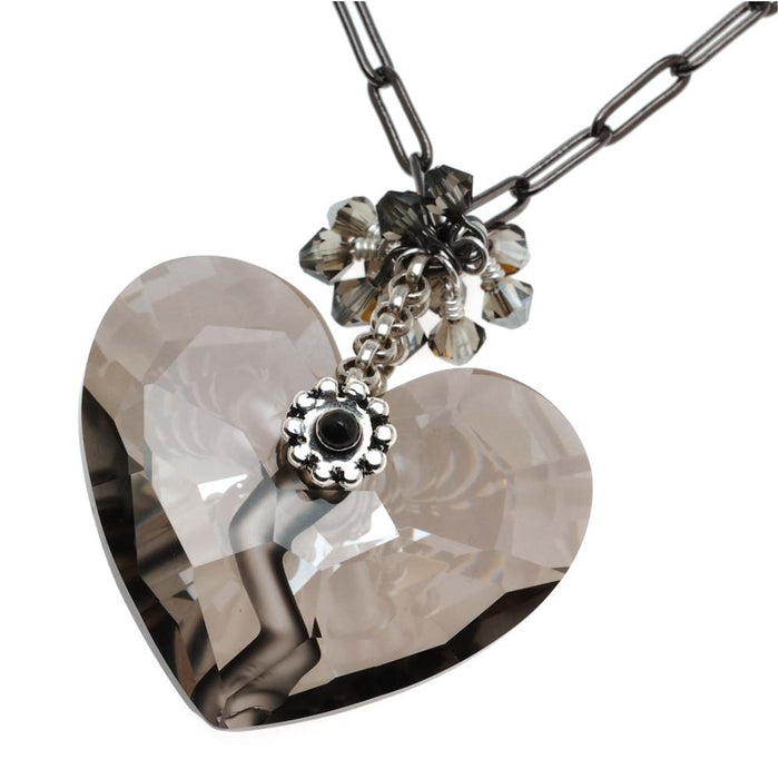 Retired - Forever 1 Heart Necklace