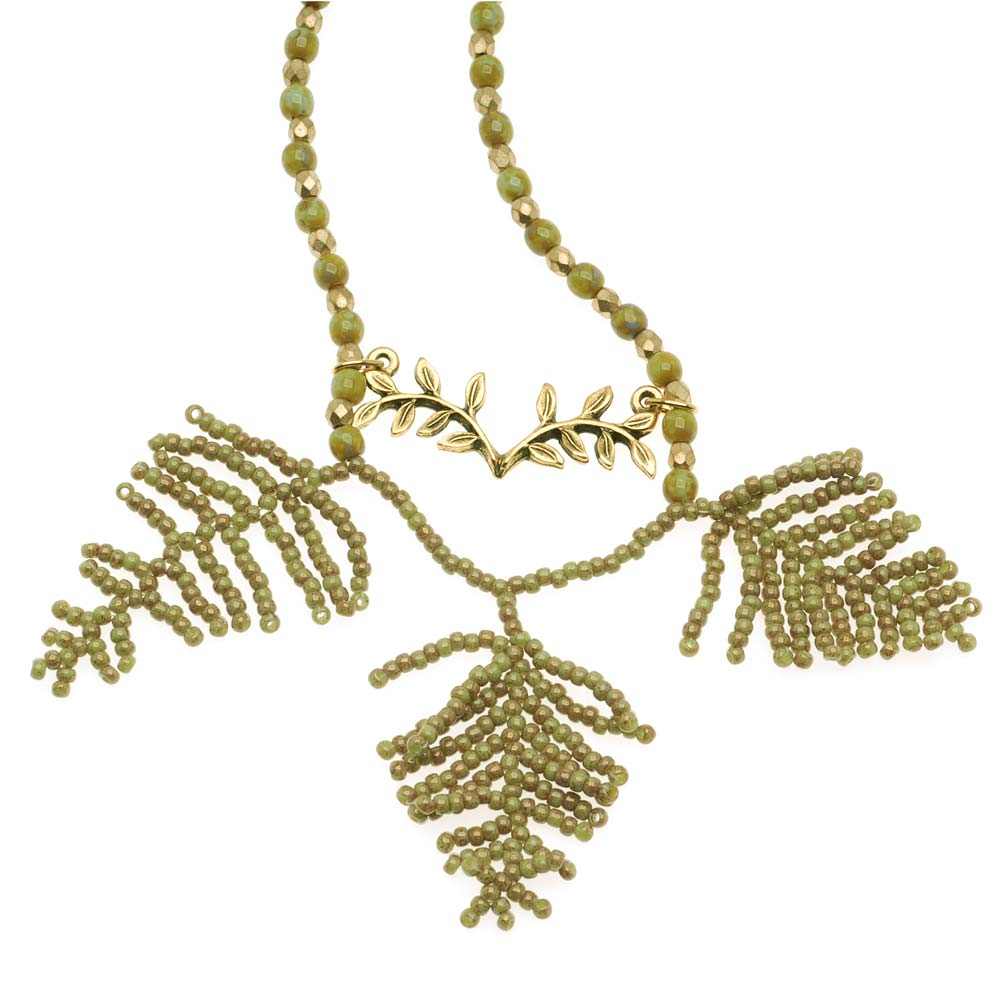 Retired - Fern Hill Necklace