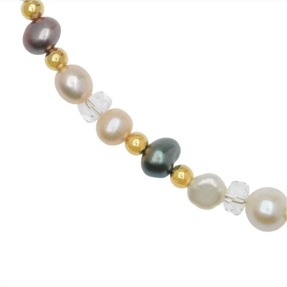 Daytime Pearl Necklace