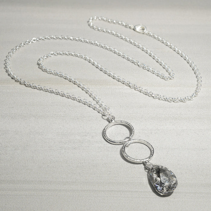 Night Crystal Necklace
