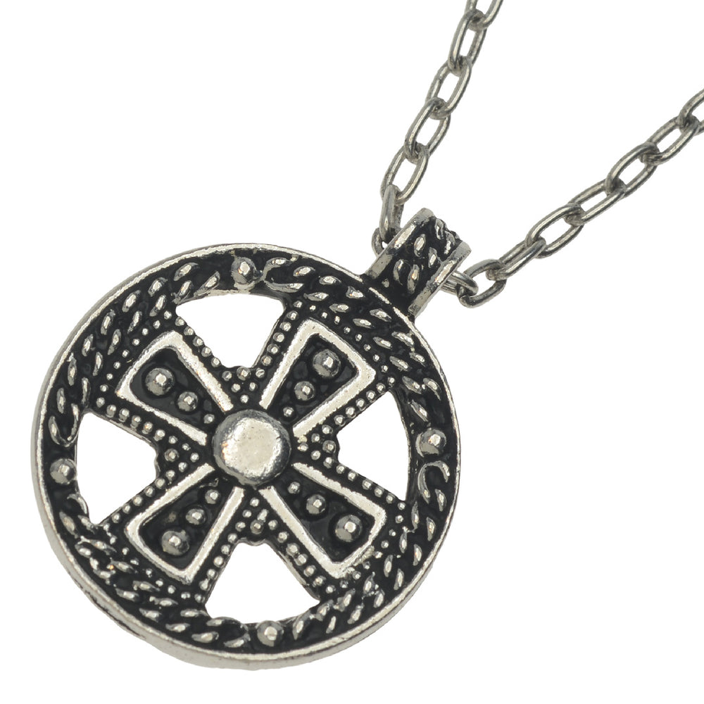 Opulence Cross Necklace
