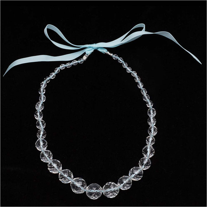Retired - Clear Blue Sky Necklace