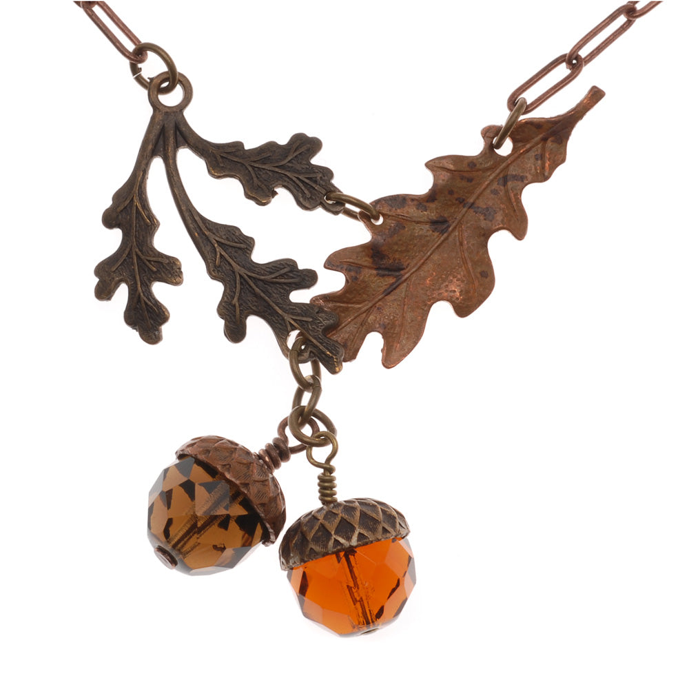 Retired - Mighty Oak Necklace