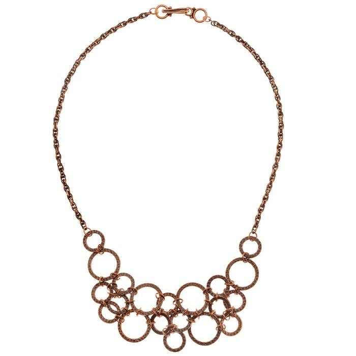 Copper Crush Necklace
