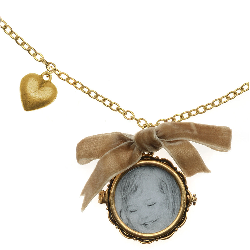 Retired - Locket of Love Necklace