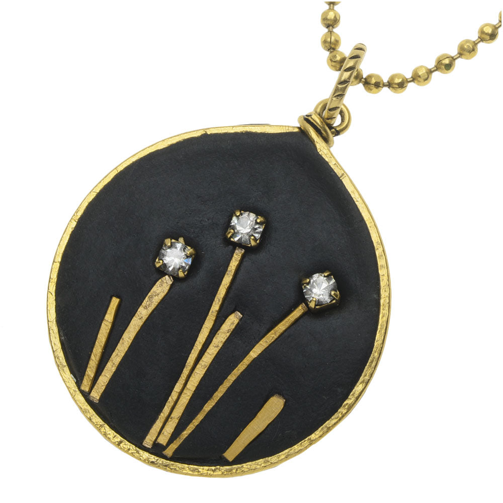 Retired - Golden Reeds Necklace