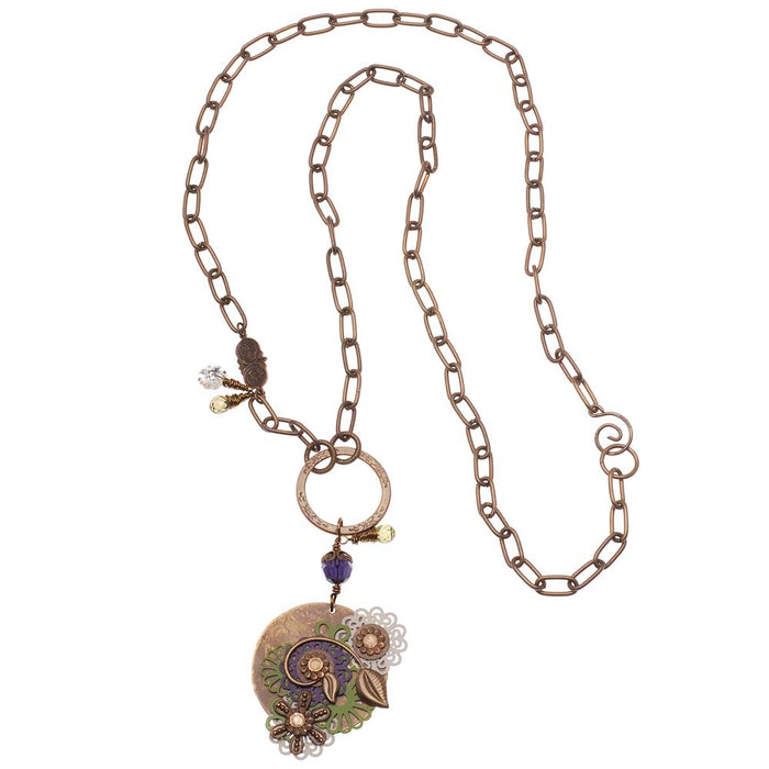 Retired - Garden of Time Necklace