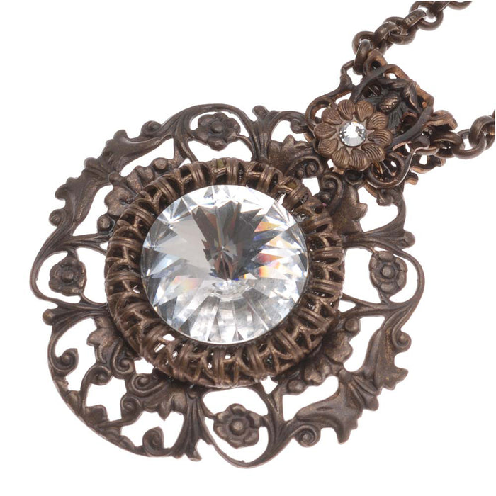 Retired - Victorian Jewel Necklace