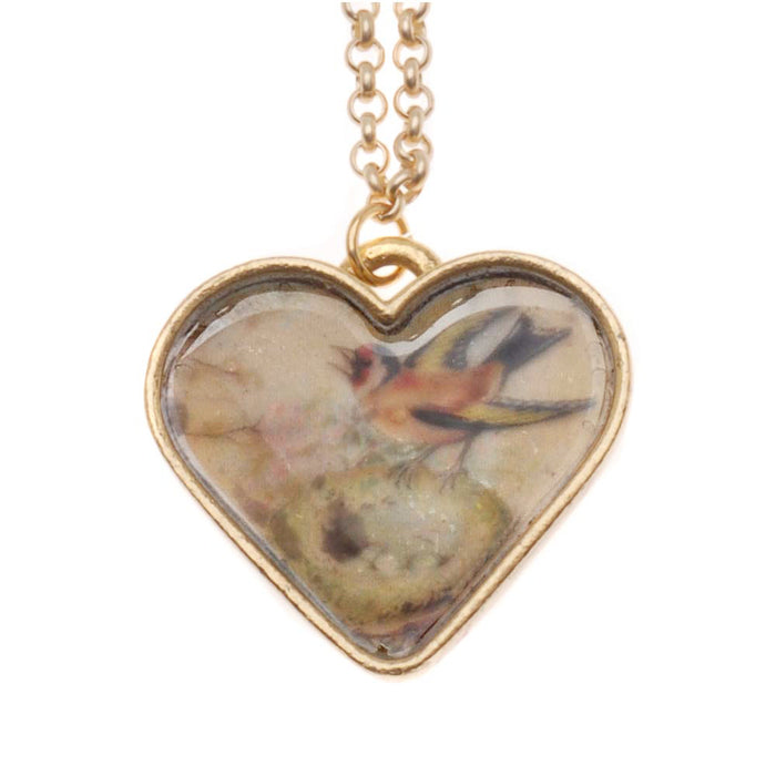 Retired - Love Bird Necklace