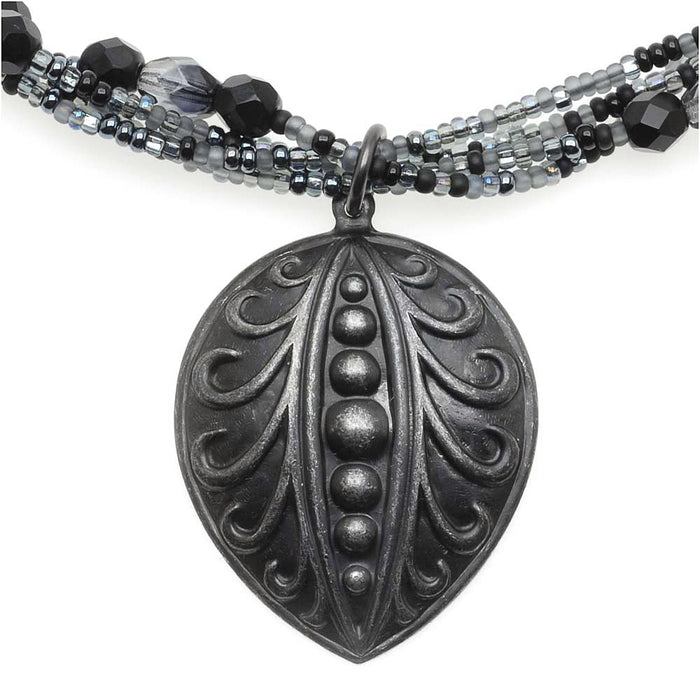 Retired - Stormy Night Necklace