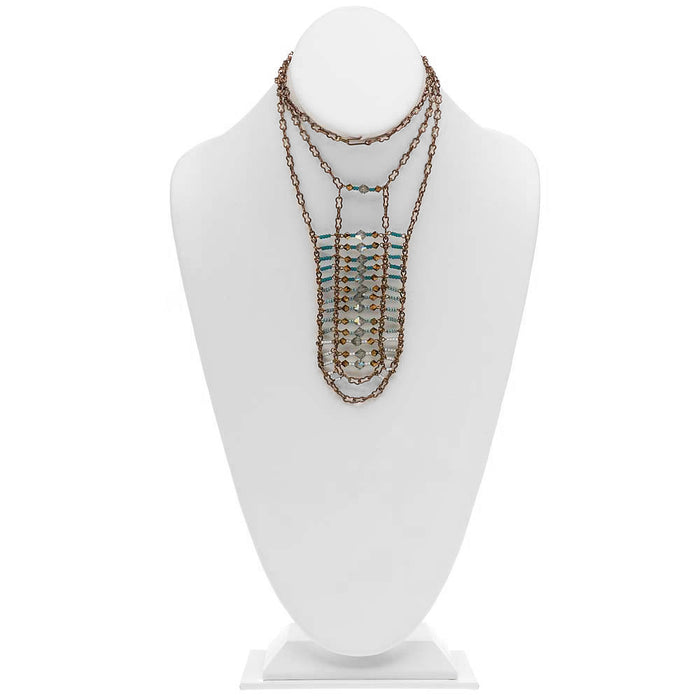 Retired - Tribal Elegance Necklace