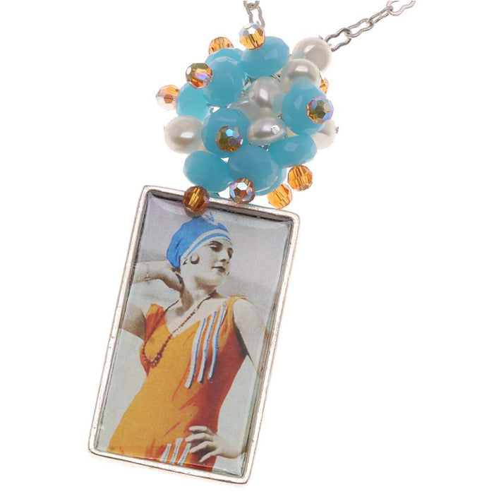 Retired - Bathing Beauty Necklace