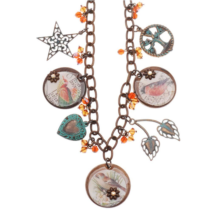 Retired - Charming Discoveries Necklace