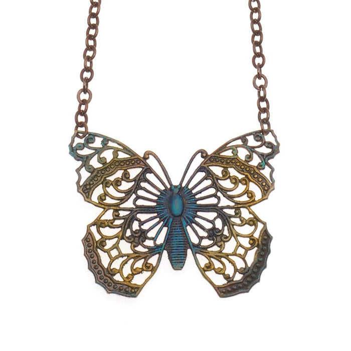 Retired - The Butterfly Necklace