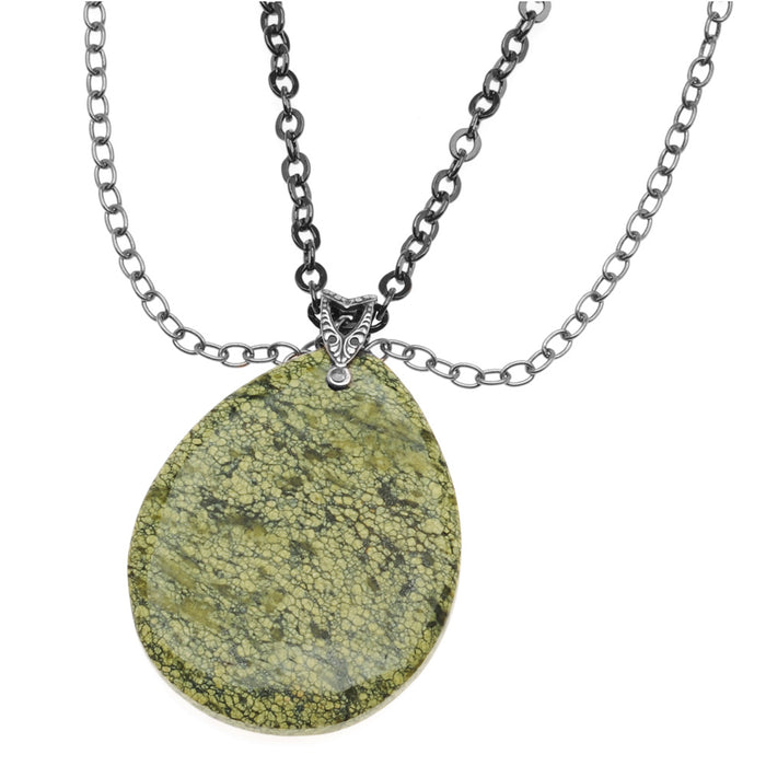 Retired - Green Envy Necklace