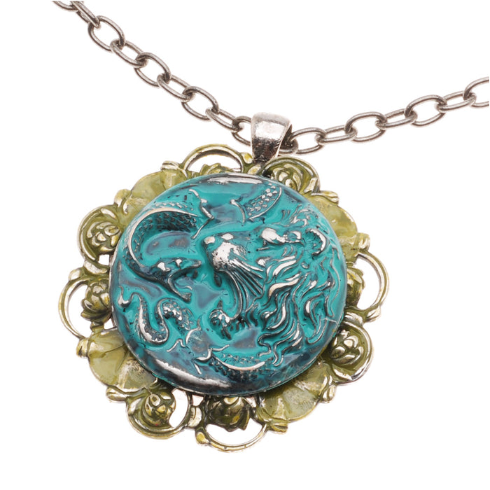 Retired - Roaring Lion Necklace