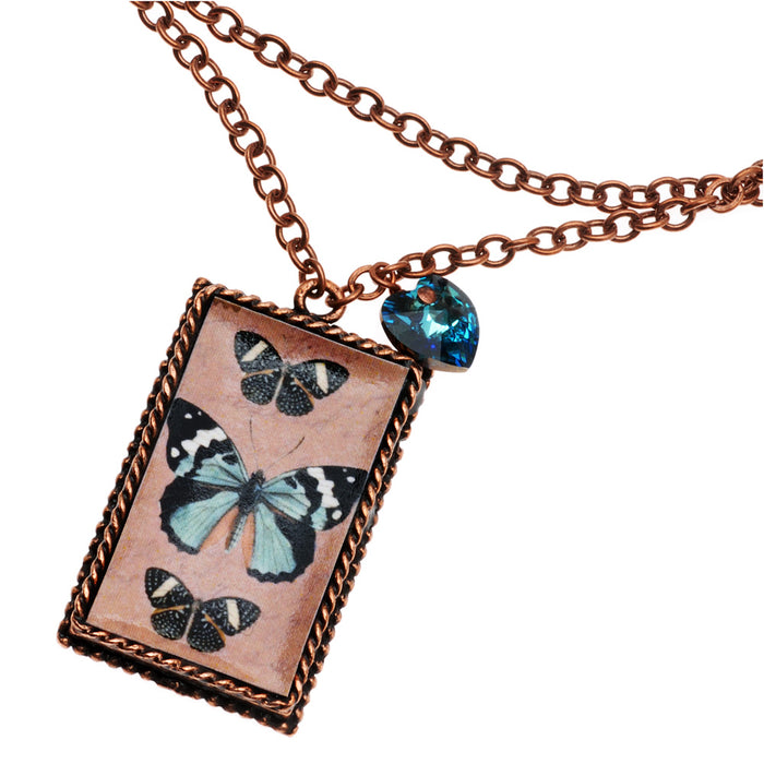 Retired - Papillon Necklace