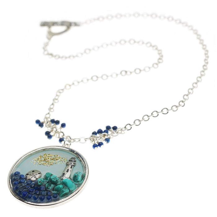 Retired - Barnegat Bay Necklace