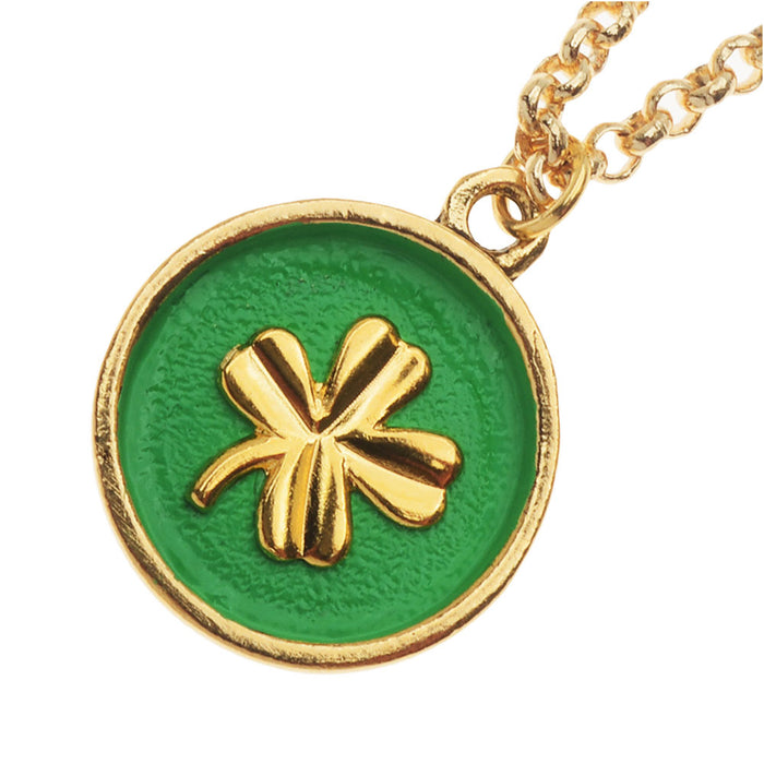 A Little Luck Necklace