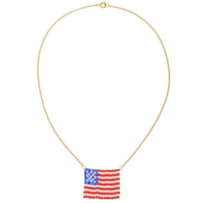 Star Spangled Necklace