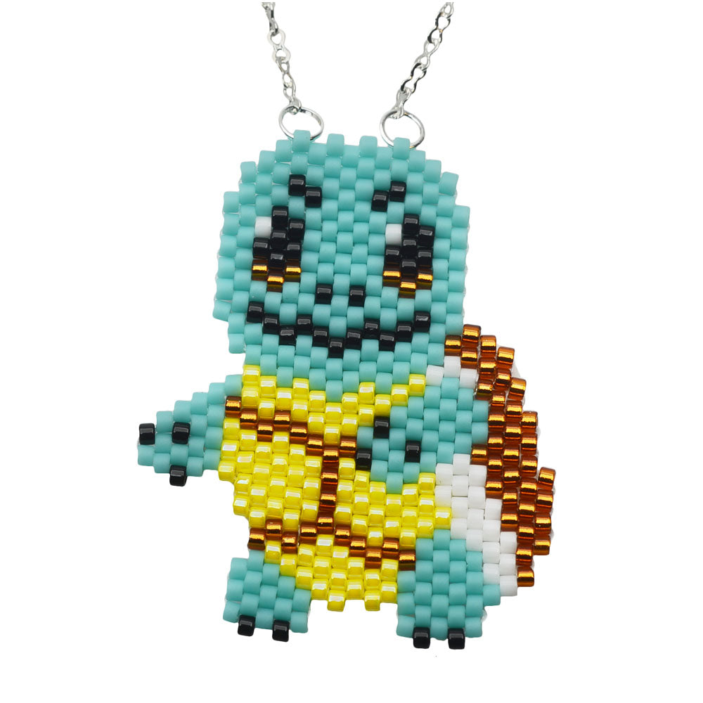 Pokemon Squirtle Necklace