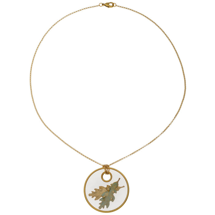 Midtown Wintergreen Necklace