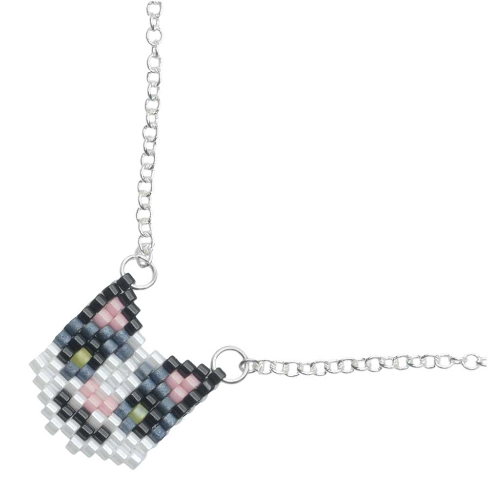 Sweet Kitty Cat Necklace