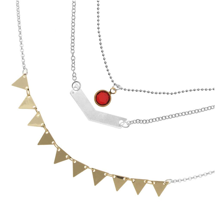 Retired - Los Feliz Necklace Trio