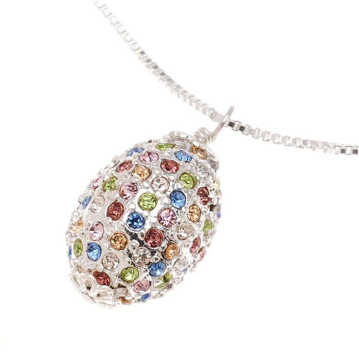 Retired - Easter Egg Necklace