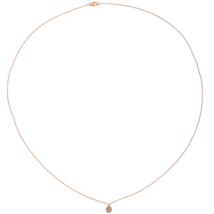 Retired - Urban Ball Necklace - Rose Gold