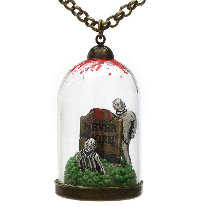 Retired - Zombie Dome Necklace