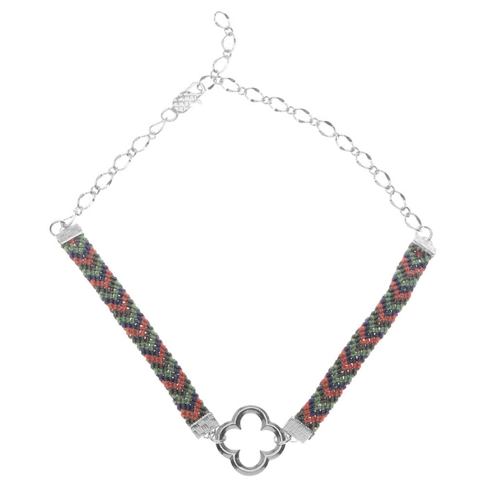 Retired - Quatrefoil Choker