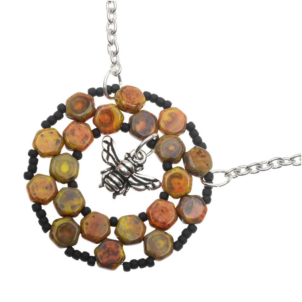 Bee Keeper Necklace