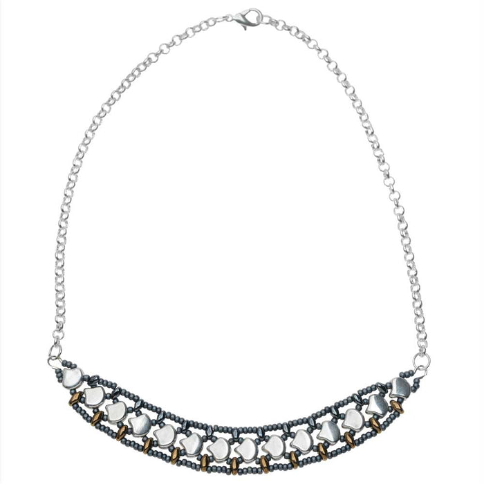 Diamondback Necklace