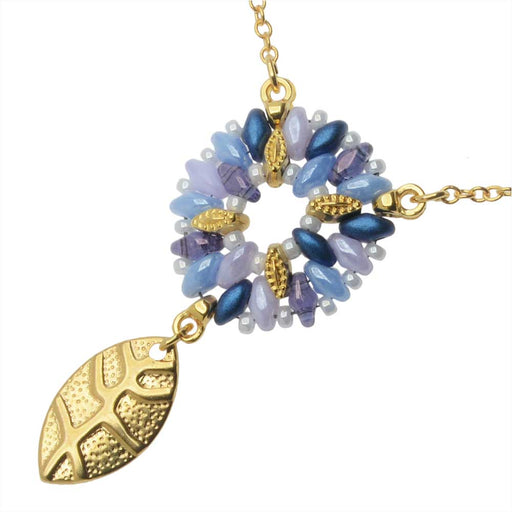 Serenity Medallion Necklace