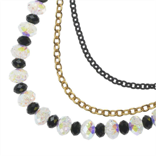Noir et Blanc Necklace
