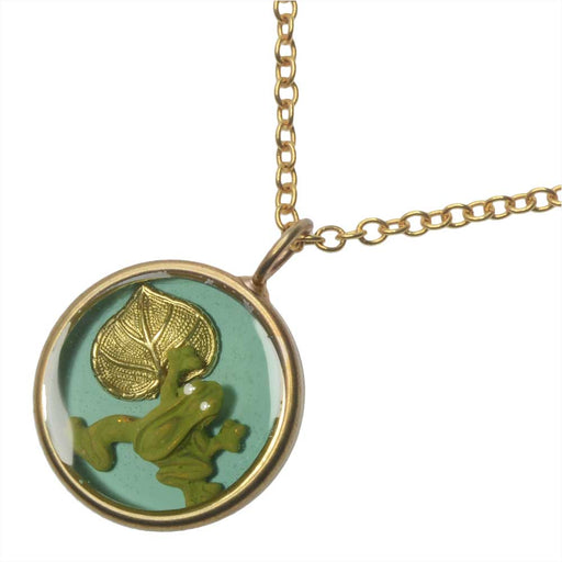 Amphibia Necklace