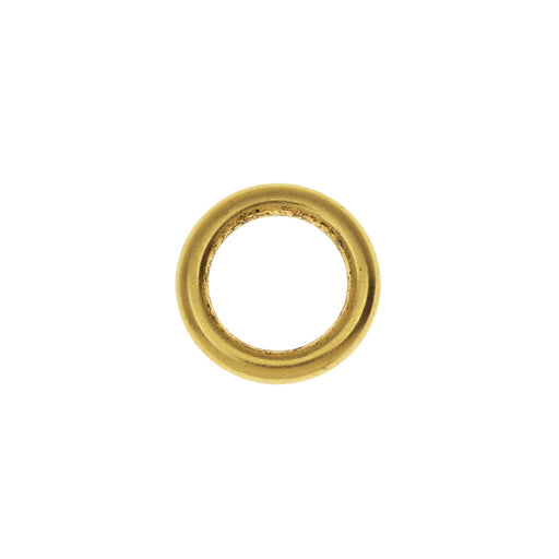 Nunn Design Open Frame, Hoop 12mm, 1 Piece, Antiqued Gold