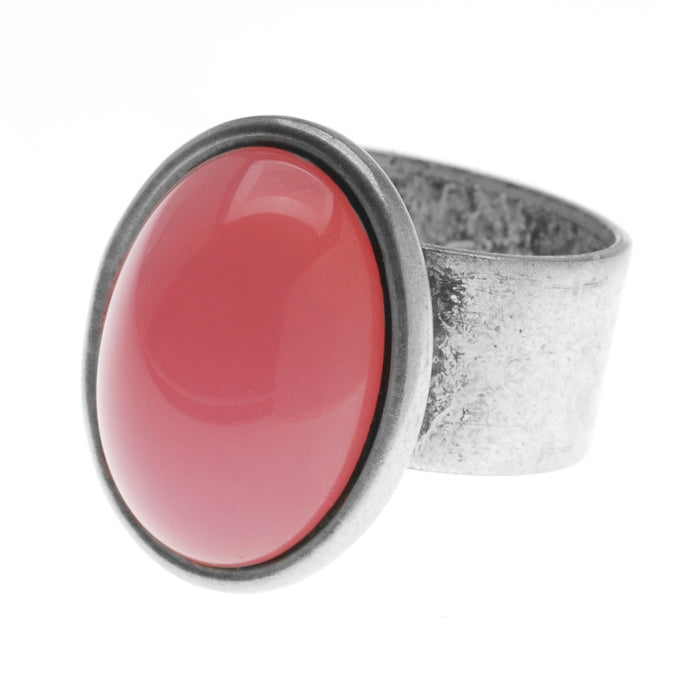 Retired - Opal's Ring in Pink