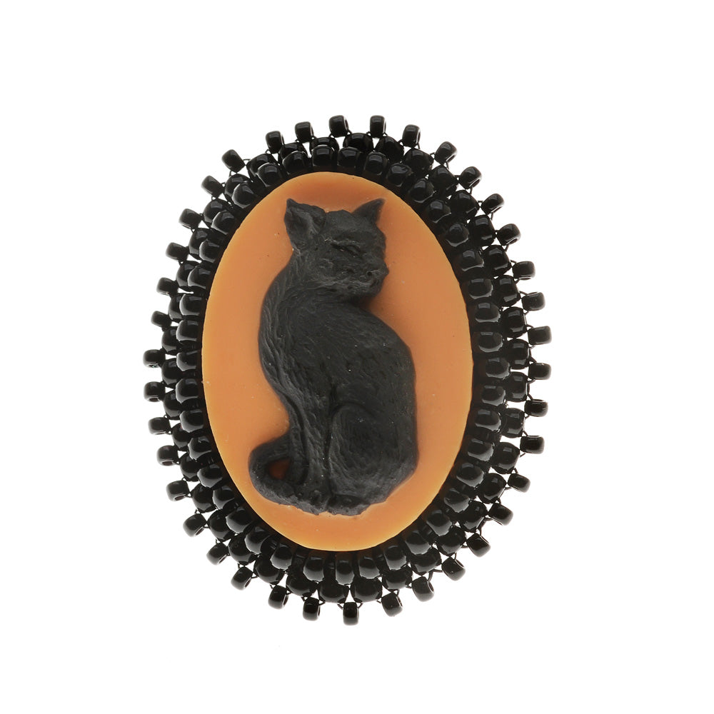 Le Comte de Miaou Cocktail Ring