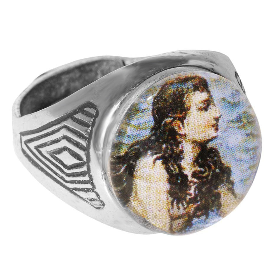Retired - Sea Maiden Ring