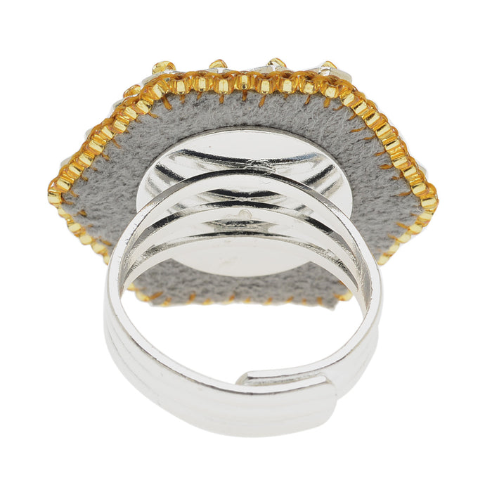 The Urban Hexagon Ring